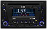 BOSS AUDIO 870DBI Double-DIN CD/MP3 Player Receiver, Bluetooth, Detachable Front Panel, Wireless Remote Reviews