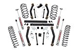 Rough Country – 906S – 4-inch Suspension Lift System w/ Premium N2.0 Shocks