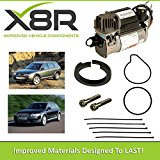 AUDI ALLROAD C5 C6 WABCO AIR SUSPENSION COMPRESSOR PISTON RING REPAIR FIX KIT X8R45