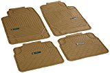 Highland 4447900 Weather Fortress Tan Synthetic Rain Floor Mat – 4 Piece Reviews