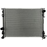 Spectra Premium CU2767 Complete Radiator for Chrysler/Dodge
