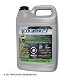 BECKARNLEY 252-1001 Green Concentrate Premium Antifreeze Coolant, 1 gallon