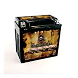 YTX14-BS High Performance – Maintenance Free – Sealed AGM Motorcycle Battery