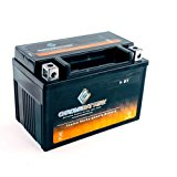 YT9B-BS | 9B-BS High Performance - Maintenance Free - Sealed AGM Motorcycle Battery