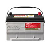 ACDelco 65AGM Professional AGM Automotive BCI Group 65 Battery Reviews