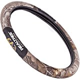 Realtree Two-Grip Antler Steering Wheel Cover (Realtree XTRA Camo, Sold Individually)