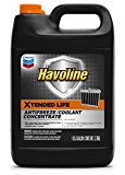 Havoline Xtended Life Antifreeze/Coolant – 1 Gallon