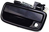 OE Replacement Toyota Tacoma Front Driver Side Door Handle Outer (Partslink Number TO1310128)