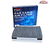 POTAUTO MAP 1019C Heavy Activated Carbon Car Cabin Air Filter Replacement compatible with HYUNDAI, Elantra, Equus, Genesis