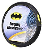 Plasticolor 006711R01 Black Steering Wheel Cover (Warner Brothers Batman Shattered) Reviews