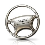 Chrysler Crossfire Steering Wheel Chrome Keychain