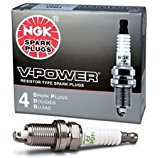 NGK 2262 V-Power Resistor Type Spark Plugs ZFR5F-11 - 4 PCS *NEW*
