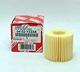 Genuine Toyota - Prius Oil Filter 1/2 Case (QTY 5) - 04152-YZZA6