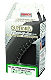 """Superior 58-0700B Superskin Steering Wheel Cover, Genuine Leather, Size """"C"""", Black Reviews"""