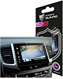 Honda Pilot 2016 -2017 8″ Display Touch Screen Radios Screen Protector Invisible Ultra HD Clear Film Anti Scratch Skin Guard – Smooth / Self-Healing / Bubble -Free By IPG Reviews