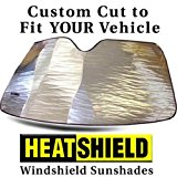 Sunshade for Honda Fit 2015 2016 2017 Heatshield Windshield Custom-fit Sunshade #1508 Reviews