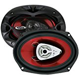 BOSS Audio CH6920 350 Watt (Per Pair), 6 x 9 Inch, Full Range, 2 Way Car Speakers (Sold in Pairs)
